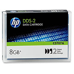 HP 80GB DDS 2 Tape Cartridge