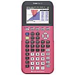 Texas Instruments® TI-84 Plus CE Color Graphing Calculator, Coral