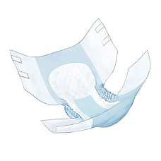 Covidien WINGS Classic Adult Briefs X