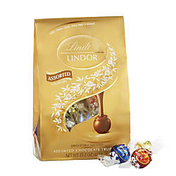 Lindor Chocolate Truffles Assorted Chocolate Caramel