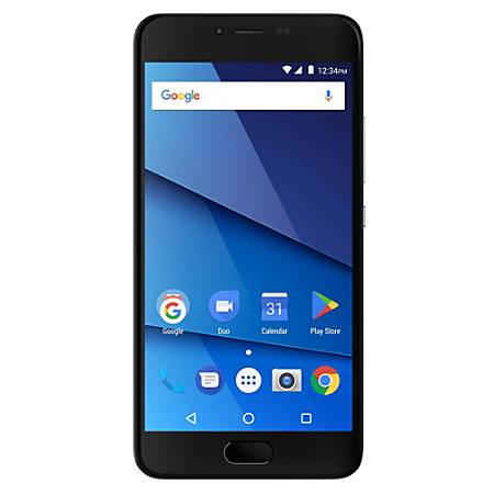 BLU S1 S0320WW Cell Phone, Black, PBN201338