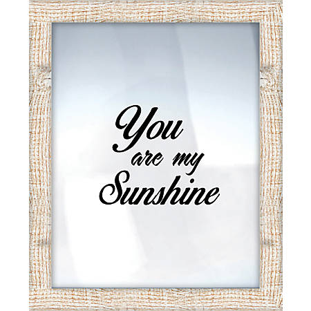 PTM Images Expressions Framed Wall Art My Sunshine 21 12 H x 17 12 W ...