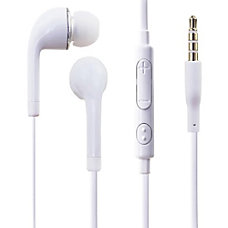 4XEM Earbud Earphones For Samsung GalaxyTab