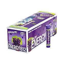 Zipfizz Healthy Energy Dietary Supplement Mix