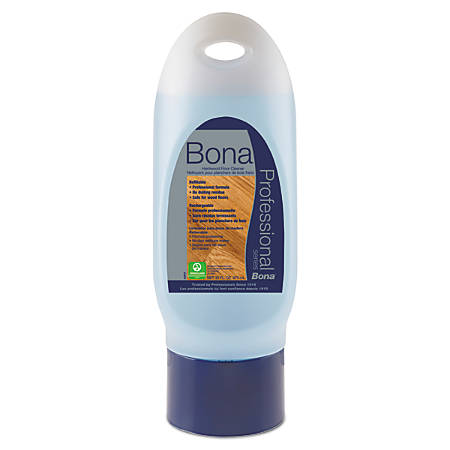 Bona® Hardwood Floor Cleaner, 33 Oz Refill Cartridge