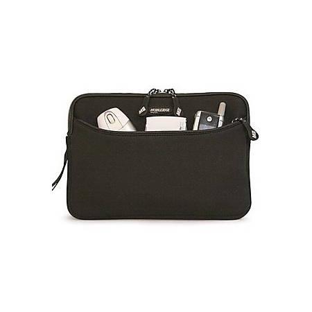"Mobile Edge UltraPortable Notebook Sleeve - 8"" x 11.25"" x 1.25"" - Neoprene - Black"