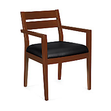 Offices To Go Guest Chair Wood