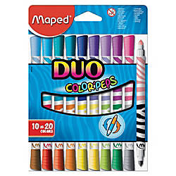 Maped Helix Duo ColorPeps 2 color