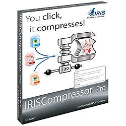 IRISCompressor Pro for Mac Download Version
