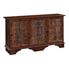 Sauder Viabella 60 W Storage Cabinet