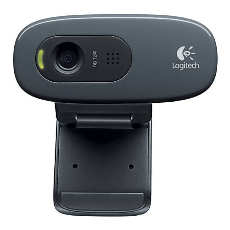 Logitech® C270 HD Webcam