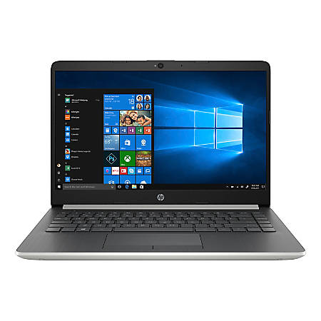 "HP 14-cf0052od Laptop, 14"" Screen, Intel® Core™ i3, 8GB Memory, 128GB Solid State Drive, Windows® 10, 4NM12UA#ABA"