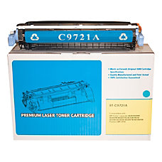M A Global Cartridges C9721A CMA
