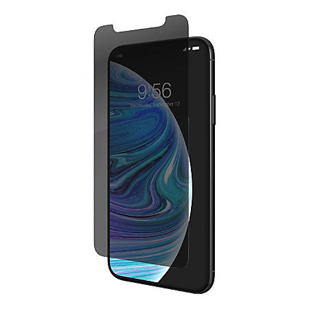 ZAGG® invisibleSHIELD® Glass+ Privacy Screen Protector For Apple® iPhone® Xs/X