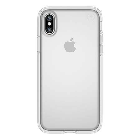 Speck® Presidio™ CLEAR Case For Apple® iPhone® X, Clear