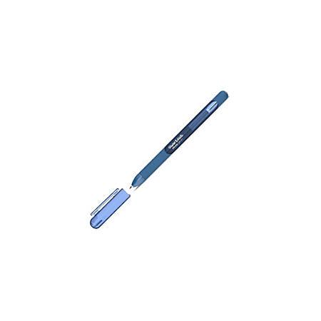 Paper Mate® InkJoy Gel 600ST Stick Pen, Medium Point, 0.7 mm, Slate Blue Barrel, Slate Blue Ink