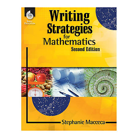Shell Education Writing Strategies For Mathematics