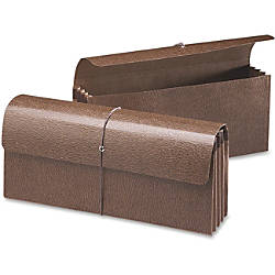 Smead Leather Like Expanding Wallets with
