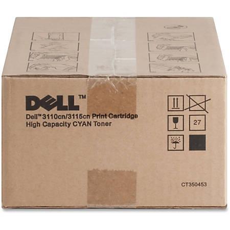 Dell™ PF029 High-Yield Cyan Toner Cartridge