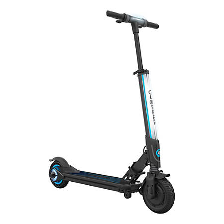 """Globber One K-Emotion 20 Electric Scooter, 44-1/16""""H x 17-13/16""""W x 40-15/16""""D, Black"""