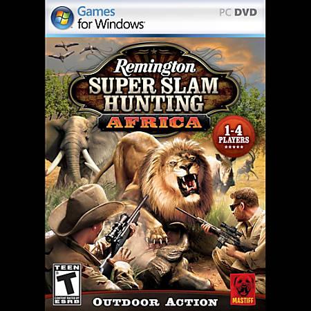 Remington Super Slam Hunting: Africa, Download Version