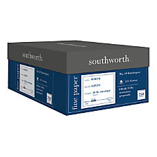 Southworth 25percent Cotton Linen Finish Business