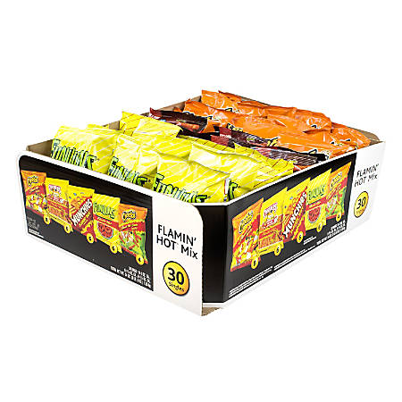 Frito-Lay® Flamin' Hot Mix, Box Of 30