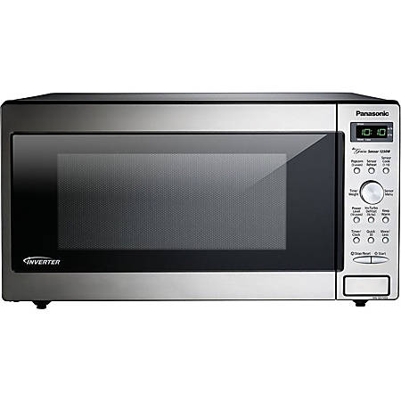 Panasonic Nn Sd745s Microwave Oven Single 11 97 Gal Capacity Built
