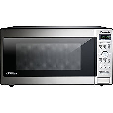 Panasonic NN SD745S Microwave Oven Single