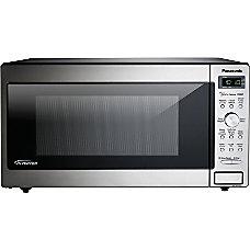 Panasonic NN SD745S Microwave Oven