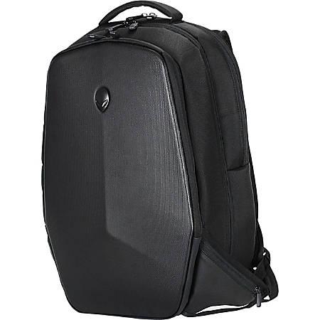 "Mobile Edge Alienware Vindicator Carrying Case Backpack For 14.1"" Laptops, Black"
