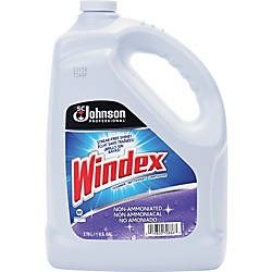 Windex Non ammoniated Cleaner 1 gal
