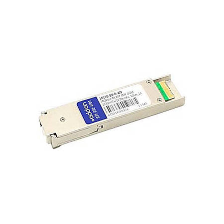 AddOn Extreme Networks Compatible TAA Compliant 10GBase-BX XFP Transceiver (SMF, 1330nmTx/1270nmRx, 10km, LC, DOM)