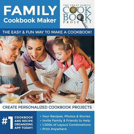 family cookbook maker download version by office depot officemax