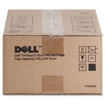 Dell™ NF556 High-Yield Yellow Toner Cartridge