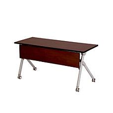 Safco Tango Nesting Table Rectangle 60