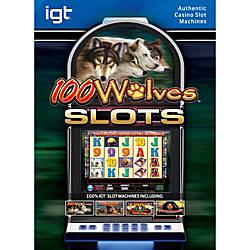 IGT Slots 100 Wolves Download Version