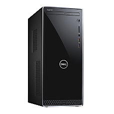 Dell Inspiron 3670 Desktop PC 8th