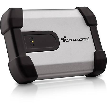 "DataLocker H350 Basic 500 GB 2.5"" External Hard Drive - TAA Compliant - USB 3.0 - Portable - 256-bit Encryption Standard - FIPS 140-2 Level 3"