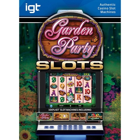 igt slots garden party download version by office depot officemax - Slots Garden Casino
