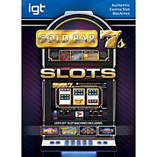 IGT Slots Gold Bar 7s Download