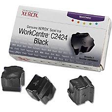 Xerox 108R00663 Black Solid Ink Sticks