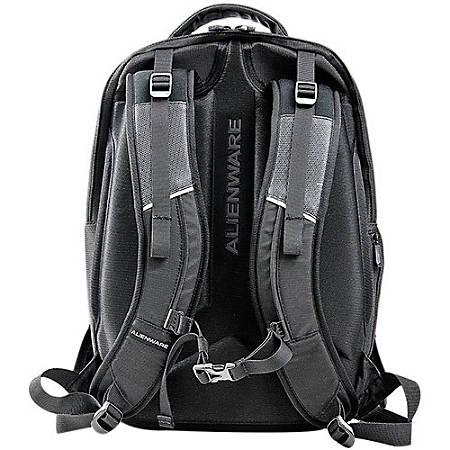 Mobile Edge Alienware Vindicator Laptop Backpack, Black