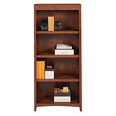 Realspace Marbury Collection 5 Shelf Bookcase