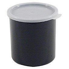 Cambro Crock With Lid 27 Qt