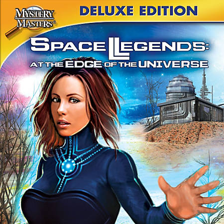 Mystery Masters Space Legends: At the Edge of the Universe, Download Version