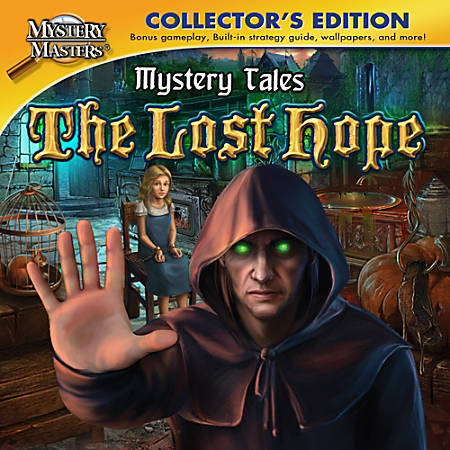 Mystery Tales: The Lost Hope Collector's Edition, Download Version