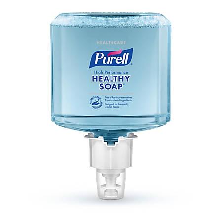 Purell® Healthcare CRT HEALTHY SOAP™ High-Performance Foam Hand Soap Refill, ES6, 40.58 Oz