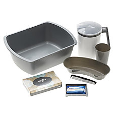 Medline Admission Kits Gray Pack Of