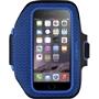 Belkin Sport-Fit Plus Carrying Case (Armband) Apple iPhone 6 Smartphone - Blueprint, Maroon - Neoprene - Armband